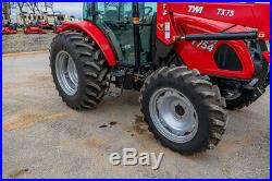 2019 TYM Tractors Full Size Utility Tractors T754 Used
