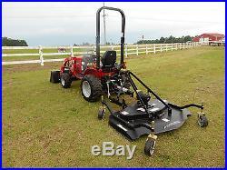 25 HP TYM Tractor Loader & 5 Year WARRANTY