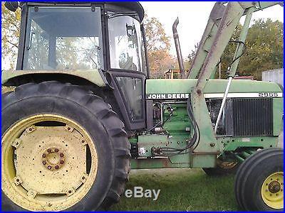 2955 John Deere Farm Tractor