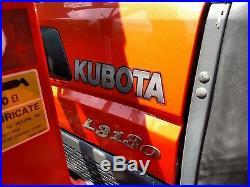 31 hp 2007 Kabota 3130D 4x4 Tractor