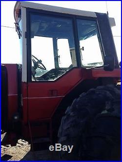 3388 2+2 Tractor IH IHC Rear Duals Diesel 4WD Machine Running Cheap Power