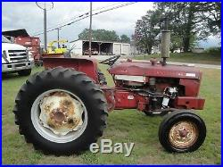444 International Diesel Power Steering Farm Tractor