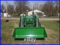 5065E John Deere Tractor
