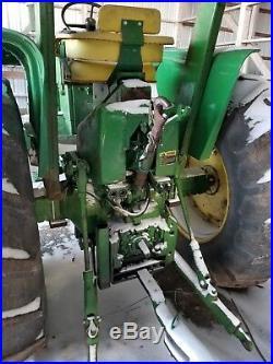 67 John Deere 4020 Diesel Tractor