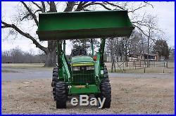 790 John Deere 4WD Tractor