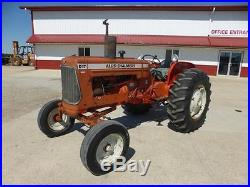 Allis Chalmers D17 Series 4 Tractor 3 Point Dual Hydraulic Power Steering