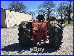 Allis Chalmers 220 Landhandler Tractor