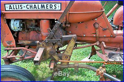 Allis Chalmers D10 Series I Tractor