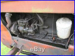 Allis Chalmers D15 Diesel Tractor
