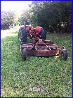 Allis Chalmers D 17 Tractor