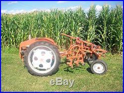 allis | Mowers & Tractors