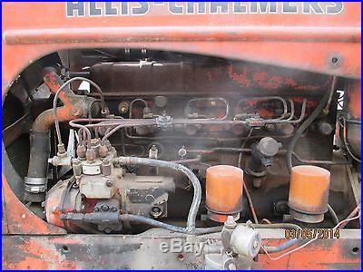 Allis Chalmers WD45 Diesel