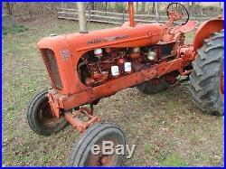 Allis Chalmers WD45 Diesel Tractor