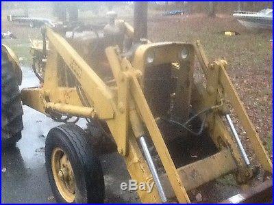 CASE 430ck Industrial Loader