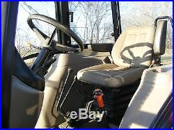 CASE IH TRACTOR JX 95 CAB AIR AND HEAT MFWD 4X4 NICE LOW HOURS