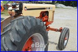 Case 430 diesel tractor power steering Good tractor