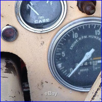 Case 830 Diesel Tractor