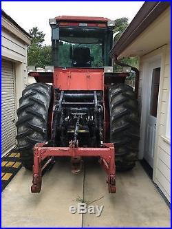 Case 9110 tractor Steiger