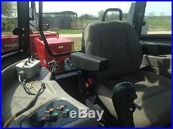Case Farmall tractor