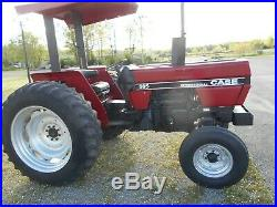 Case-IHC 585 Tractor