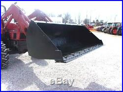 Case IH C 50 4x4 Tractor with Qt Loader & bkt. SHIPPING AVAILABLE AT $1.85/MILE