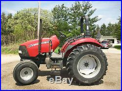 Case IH JX 65 Compact Utility Tractor NO RESERVE International Antique Farmall