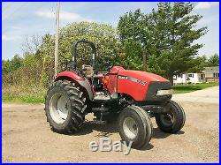 Case IH JX 65 Tractor NO RESERVE Diesel Runs Excellent Compact Utility Farmall