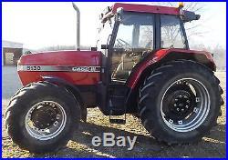 Case IH Maxxum 5130 PowerShift 4x4 Tractor