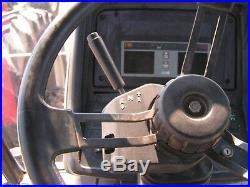 Case Ih 5240 Maxxum Farm Tractor 4x4 Cab Cummins Motor 115hp Price Reduced