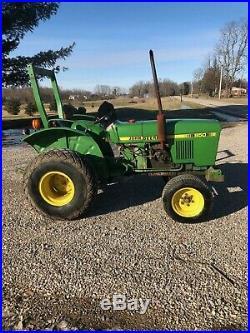 Clean John Deere 850 tractor Clean CAN SHIP CHEAP