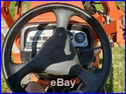 Clean kubota BX2200 4x4 Diesel tractor Clean CAN SHIP CHEAP
