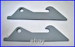 Compact Chilton Loader Weld On Tractor Brackets - Free Delivery