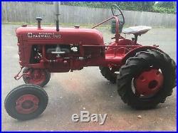 Cub Tractor