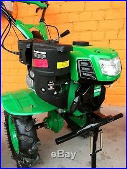 Cultivator Motoblock agro Tractor 900C 7.5HP + wheels and ploughs included New
