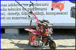 Cultivator Tiller 2 wheels tractor Rider 7.5HP warranty ploughs petrol NEW