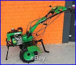 Cultivator Tiller mini tractor rototiller rotavator 10HP 7.35kW 1 year warranty