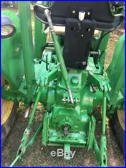 Estate Sale John Deere 2150 Tractor with Loader