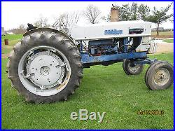 FORD 6000 DIESEL TRACTOR
