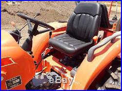 FREE SHIPPING! 2016 Kubota L2501 4X4 Tractor With LOADER AND