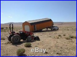 Farm Tractor 4WD withFront Loader McCormick CT-41