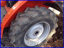 Farm Tractor, 4x4 agco GT45a low hours