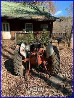 Farm Tractor Ford 9N