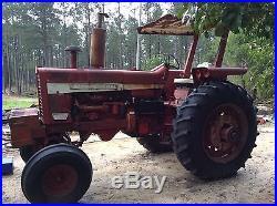 Farmall Mowers Tractors