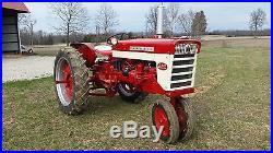 Farmall 240 Tractor