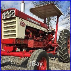 Farmall IH 460 Diesel Tractor