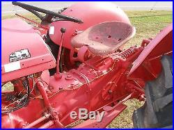 Ferguson To 30 2 Wheel Drive Gas Tractor