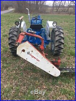 Ford 1000 Tractor Diesel