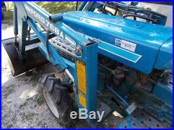 Ford 1210 Tractor Loaders