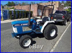ford tractor 1520