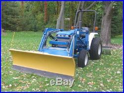 mowers tractors